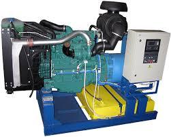 Дизельные генераторы ПСМ на базе двигателей Volvo Penta (Швеция 60-2000 кВт )