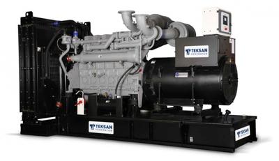 Дизельные генераторы Teksan