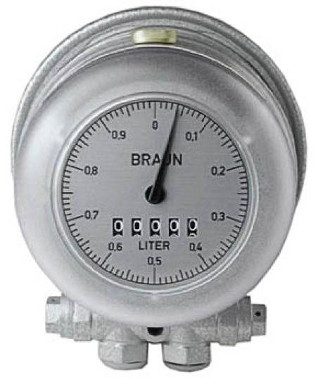 89320 010 Прессол Счетчик дизельного топлива малого расхода HZ 3