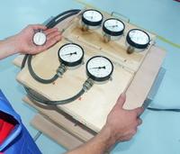 Пневмотестер тормозного привода М 100
