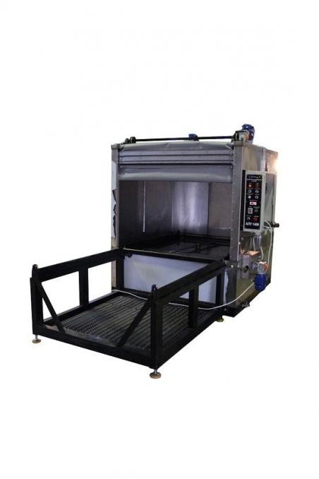 Автоматическая промывочная установка АПУ 1400