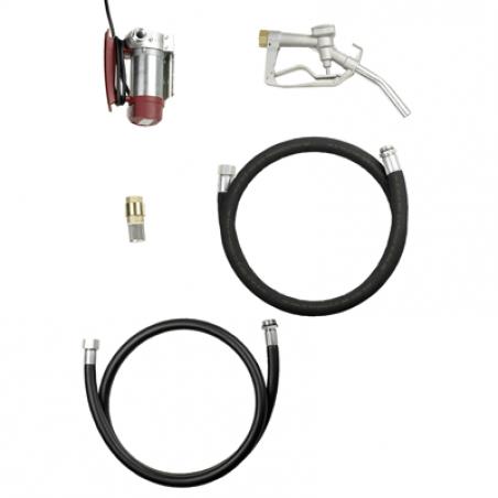 23015 Прессол Мобильный комплект раздачи дизельного топлива 35 л/мин 12В