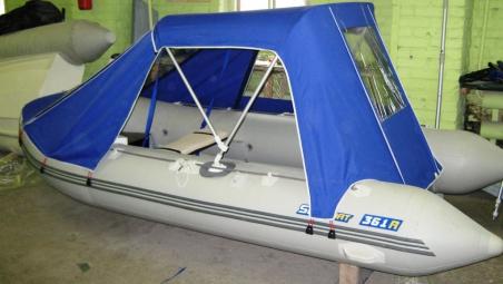 Лодка СкайБот SB 360RL