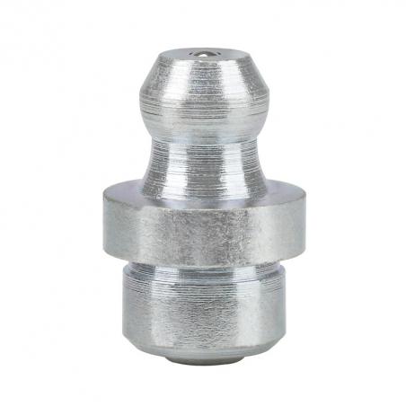 15004 Прессол Пресс-масленка коническая, прямая, заколачиваемая Ø 8 мм