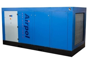 Винтовой масляный воздушный компрессор Airpol NB 75