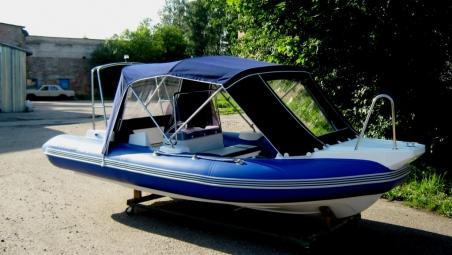 Лодка СкайБот SB 460R