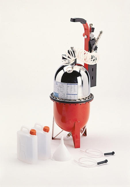 3406 Flexbimec Пневматический прибор для прокачки тормозной системы и системы сцепления (в том числе с АБС)