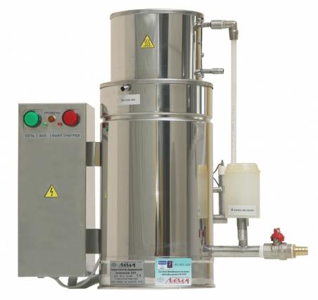 Аквадистиллятор АЭ-5