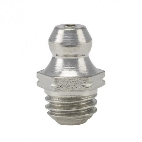 15910 Прессол Пресс-масленка коническая, прямая, нержавеющая М8х1,25