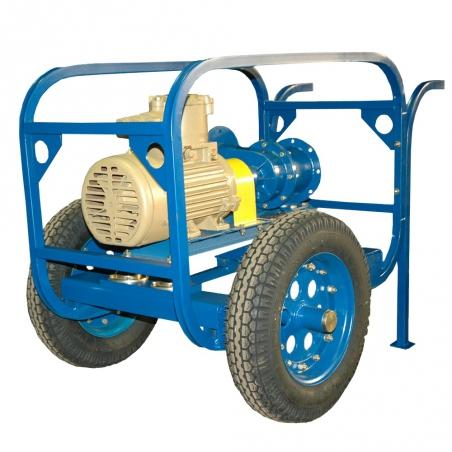 УОДН 130-100-75-УТ24-Э (торцевое уплотнение) электропомпа конструкционная сталь