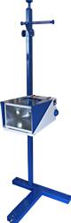 Измеритель параметров света фар ИПФ-01