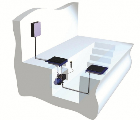 Люфт-детектор ДГ-015 16т