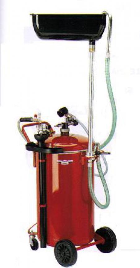 3194 Flexbimec Прибор для слива и отсоса масла 90л
