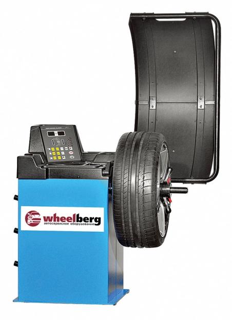 Стенд балансировочный Wheelberg СБ-1А
