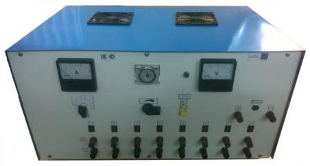 Многопостовое зарядное устройство ЗУ-2-8