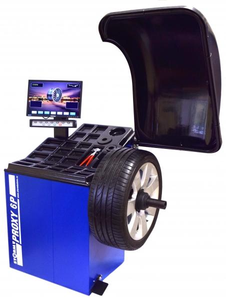 Балансировочный автоматический станок PROXY 6P (Прокси 6П)