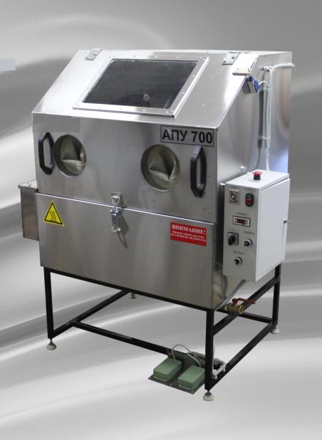 Автоматическая промывочная установка АПУ 700У (с мех. приводом и маслоотделителем)