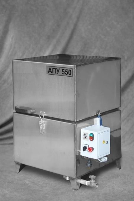 Автоматическая промывочная установка АПУ 550