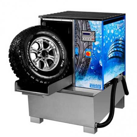 Мойка колес Wulkan 4x4 P