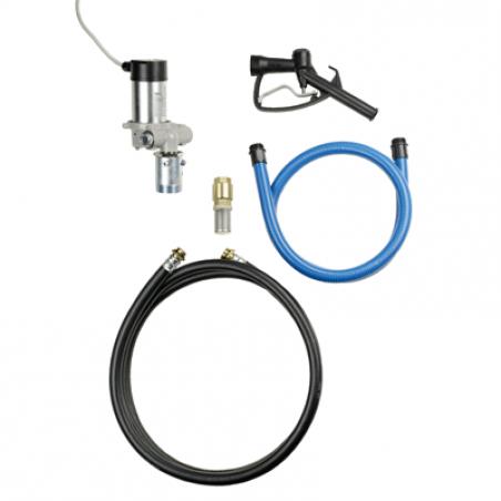 23911 Прессол Бочковой электрический насос для дизтоплива (комплект) 38 л/мин 12В