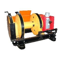 Вспомогательная шахтная лебедка ЛВМ-25