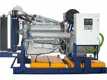 Дизельный генератор АД-200 (ЯМЗ-6503.10)