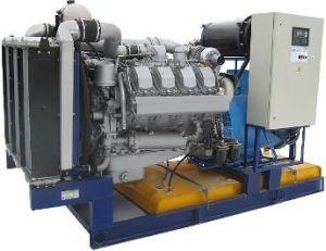 Дизельный генератор АД-275 (АД-300 ТМЗ)