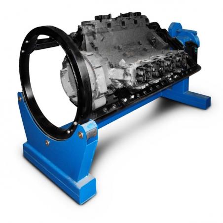 Стенд для разборки-сборки двигателей Р776Е