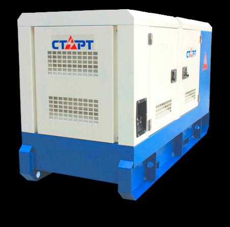 Дизельный генератор Старт АД 30-Т400 (открытый без АВР)