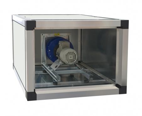 Вентилятор канальный прямоугольный ВРС-К-90-50/35-2
