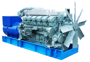 Дизельный генератор ADMi-3000 (энергокомплекс)