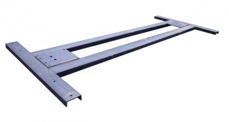Рама бетонируемая в пол к подъемникам ПЛ-10, ПЛ-15, ПЛ-20