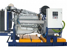 Дизельный генератор АД-315 (ЯМЗ-240НМ2)