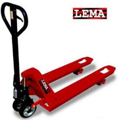 Гидравлическая тележка (рохля) Lema LM 15-1800x550