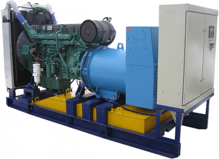 Дизельный генератор ADDo-2000 (энергокомплекс)