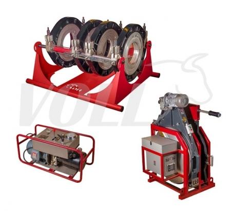 Машина для стыковой сварки с гидравлическим приводом V-Weld G800