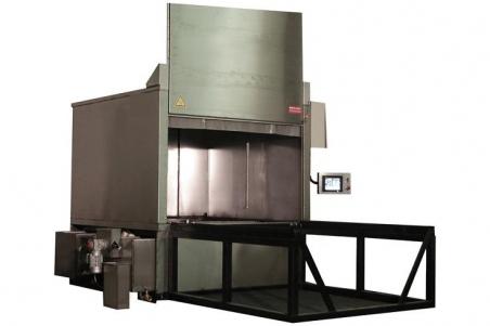 Автоматическая промывочная установка АПУ 1600-2 (2 этапа мойки)