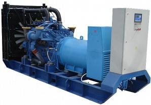 Дизельные генераторы ПСМ ADM «Sturm» на базе двигателей MTU (Германия 640-4000 кВт )