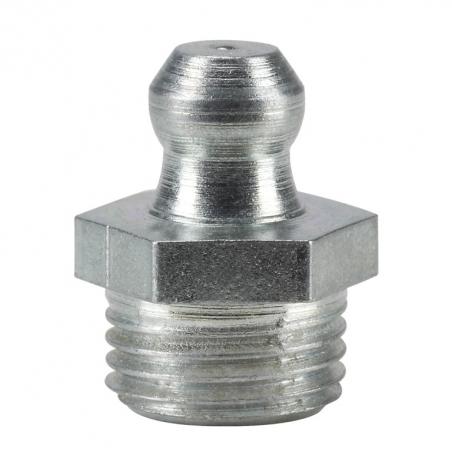 15026 Прессол Пресс-масленка коническая, прямая 1/8