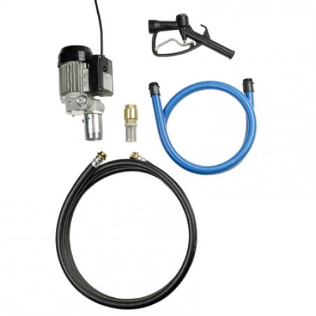 23931 Прессол Бочковой электрический насос для дизтоплива (комплект) 50 л/мин 220В