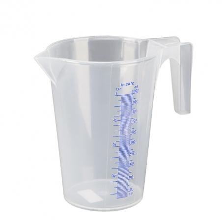 07062 Прессол Мерная емкость полипропилен 1л