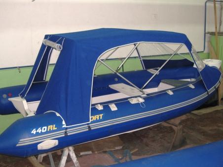 Лодка СкайБот SB 440RL
