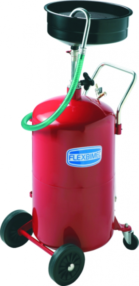 3179 Flexbimec Передвижной прибор для слива масла 80л
