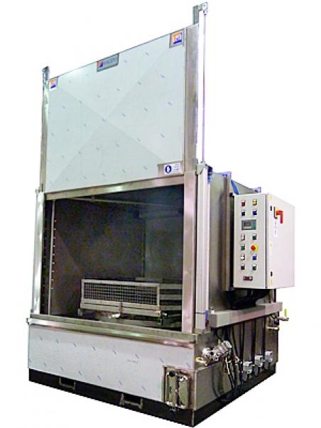 Мойка деталей и агрегатов Magido L210M с газовым подогревом