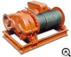 Лебедка тяговая промышленная электрическая ТЛ-7А-1 (2 скорости)