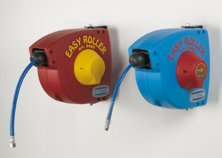9400+3610 Flexbimec Катушка автоматическая вода-воздух 10м