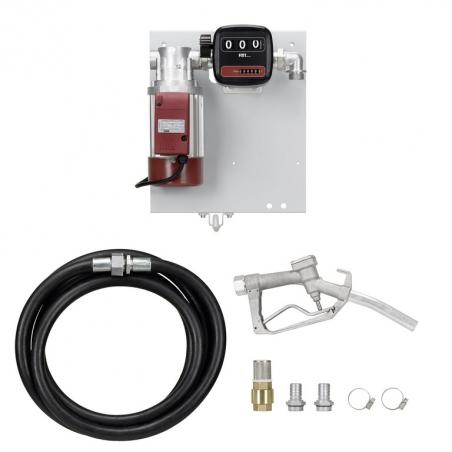 23410 001 Прессол Комплект раздачи дизельного топлива на монтажной плате 60 л/мин 220в