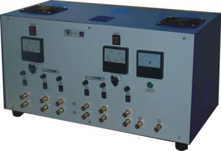 Многопостовое зарядное устройство ЗУ-2-6Б (без таймера)
