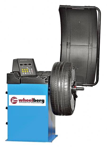 Стенд балансировочный Wheelberg СБ-1К2А