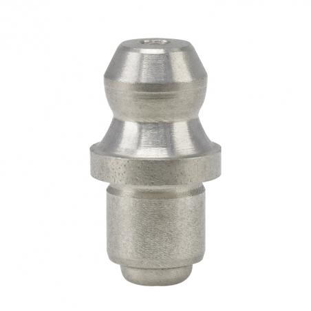 15903 Прессол Пресс-масленка коническая, прямая, заколачиваемая, нержавеющая Ø 8 мм